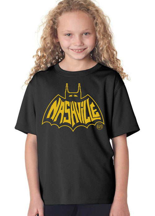 Batman Nashville T-Shirt