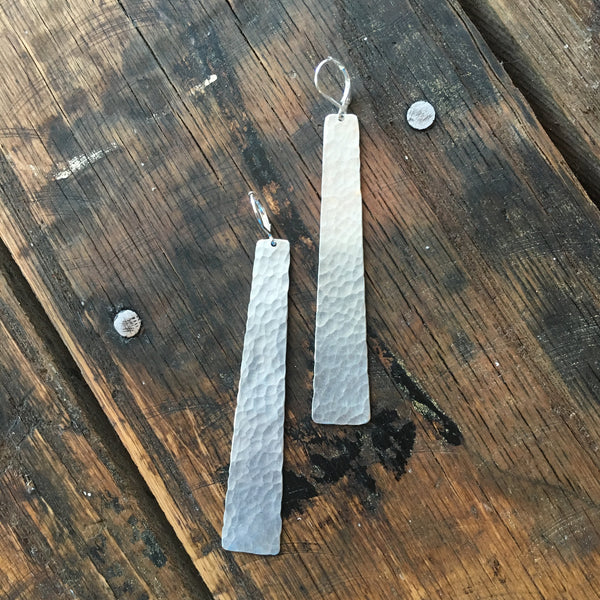 Reclaimed Aluminum Earrings