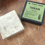 The Terrain Men's Olive Oil Soap. Read our Chicago travel blog and shop the collection of locally made, sustainably made goods at www.explorelocaluniverse.com.