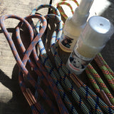 The Spinster Sisters Dirty Dawgy bug spray locally handcrafted and available from www.explorelocaluniverse.com.