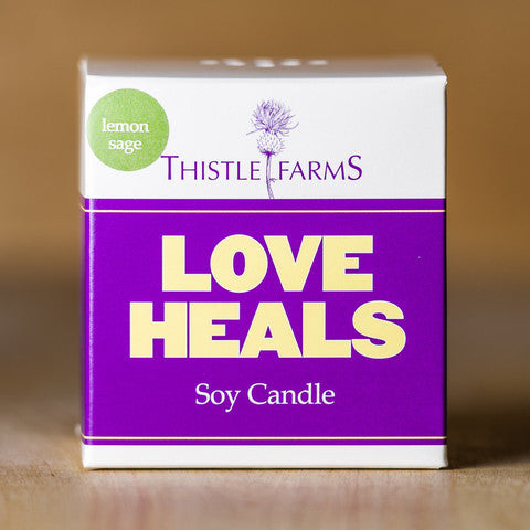 Love Heals Soy Candle