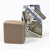 The Chicago Brown Line Olive Oil Soap. Read our Chicago travel blog and shop the collection of locally made, sustainably made goods at www.explorelocaluniverse.com.