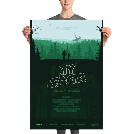 My Saga Documentary Poster