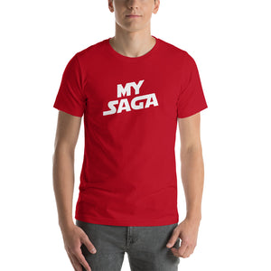My Saga Short-Sleeve Unisex T-Shirt