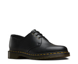 Dr. MARTENS Vegan 1461 - Felix rub off (DERBYS) - BLACK