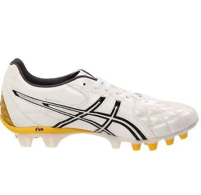ASICS Lethal Stats - White/Black/Wattle