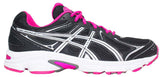 ASICS Gel Galaxy 6 GS - Black/Silver/Pink