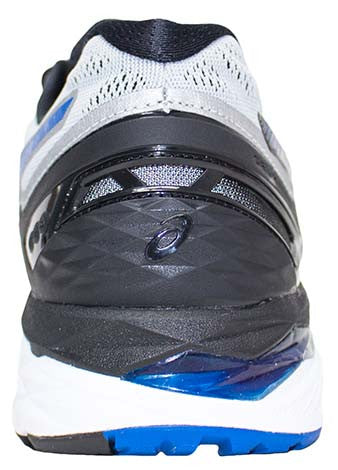 meet 3ea2c a39ad Just Sport | ASICS Gel Kayano 23 (2E) - Silver/Imperial/Black