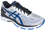 ASICS Gel Kayano 23 (2E) - Silver/Imperial/Black