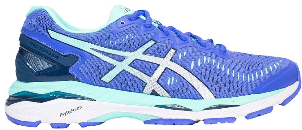 ASICS Gel Kayano 23 - Primo Purple/Silver/Mint