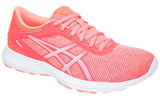 ASICS Nitrofuze - Peach Melba/White/Flash Coral