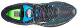 Brooks Glycerin 12 - Black/Green Gecko/Atomic Blue