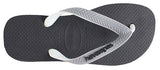 Havaianas Top Mix - Black/Steel Grey