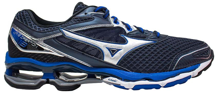 5be592a36c90 Just Sport | Mizuno Wave Creation 18 - Dress Blue/Silver