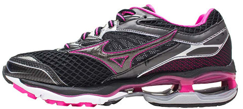 brand new f20fc 3f473 Mizuno Wave Creation 18 - BlackPink . ...