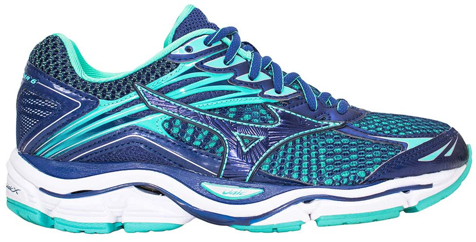 venta minorista eff23 7f959 Mizuno Wave Enigma 6 - Blue Depths/Electric Green