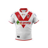 XBlades - Junior St George Illawarra Dragons Replica Home Jersey 20 - White