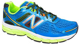 New Balance 860v4 (2E) - Blue/Green/Black
