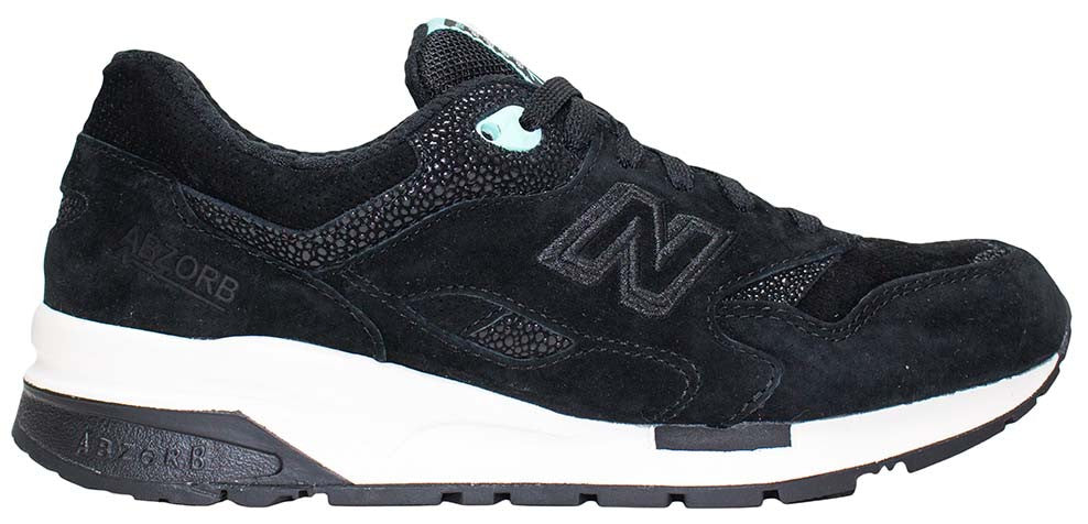 New Balance 1600 - Black/White