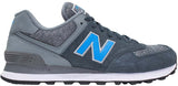New Balance 574 - Dark Grey/Blue