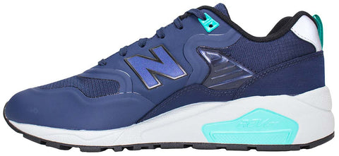 on sale a903e a6ba3 Just Sport | New Balance 580 Re-Engineered - Navy/Turquoise