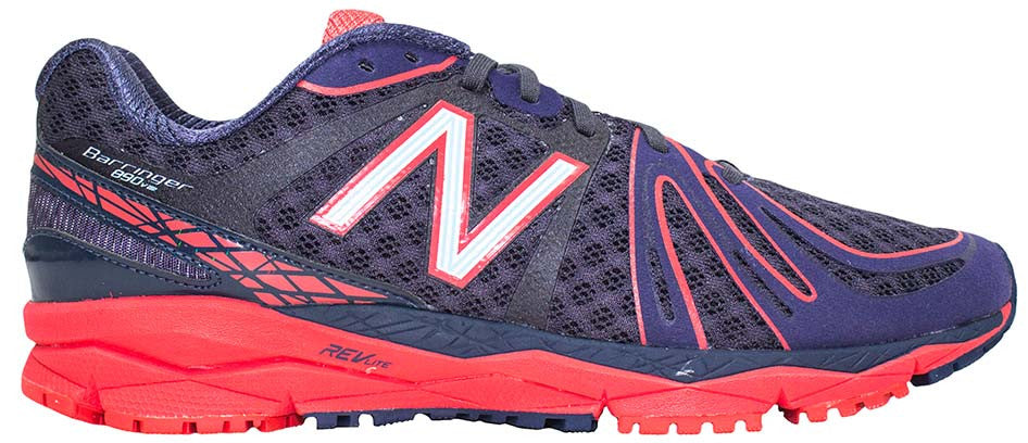 New Balance 890v2 - Purple/Black/Red