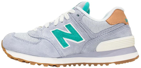 reputable site 9703a 838d5 Just Sport | New Balance 574 - Grey/Turquoise