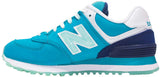 New Balance 574 - Teal/Blue