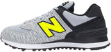 New Balance 574 - Grey/Black