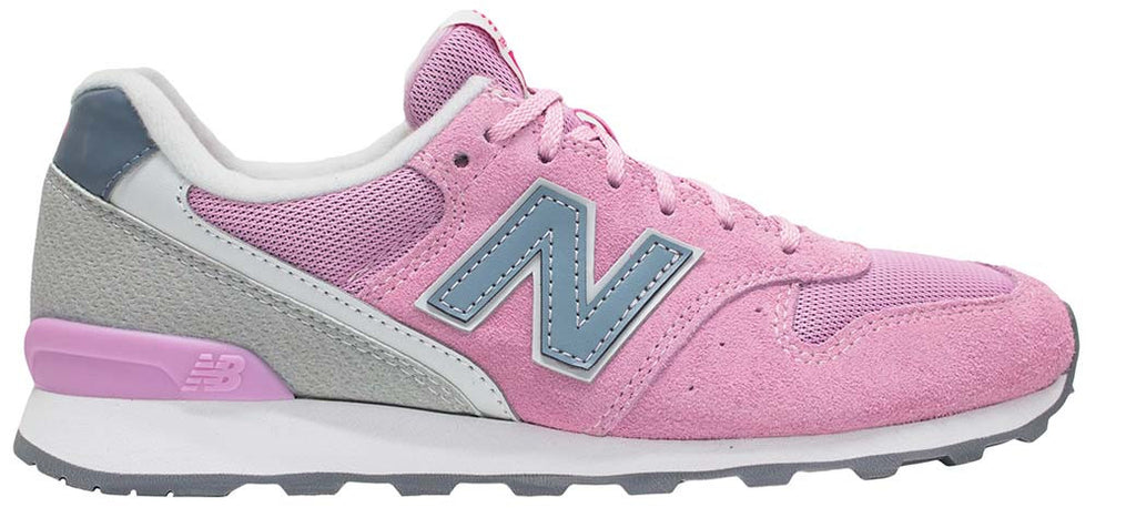 lowest price d058f be098 New Balance 996 - Pink/Grey