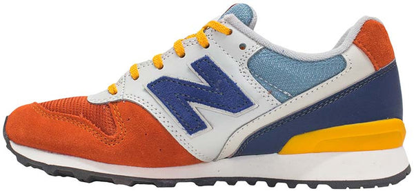 low priced 7d0f0 efa1e Just Sport   New Balance 996 - Navy Orange
