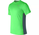New Balance Accelerate Short Sleeve Tee - Green