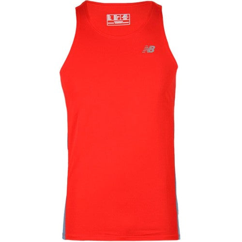 New Balance Accelerate Singlet - Orange