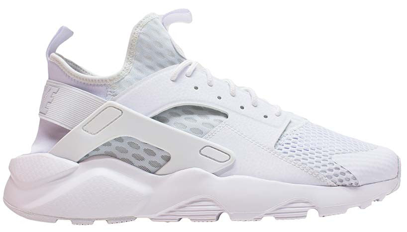 newest 5fb7c bdd63 Nike Air Huarache Run Ultra Breathe - White/White