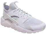 Nike Air Huarache Run Ultra Breathe - White/White