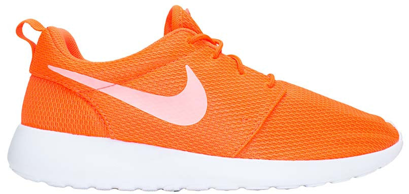 new york a9282 283b9 Nike Roshe Run One - Total Crimson/White