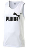 Puma Essential Number 1 Tank - White