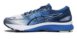 Asics Men's Gel Nimbus 21 White/Lake Drive