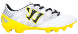 Warrior Gambler S-Lite - White/Silver/Yellow