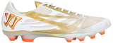 Warrior Superheat S-Lite AG - White/Metallic Gold/Shocking Orange/Tidepool