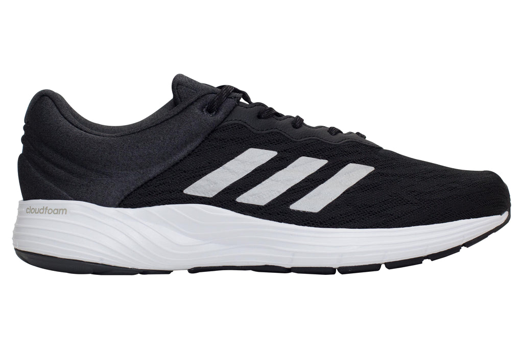 adidas Fluid Cloud - Black/White