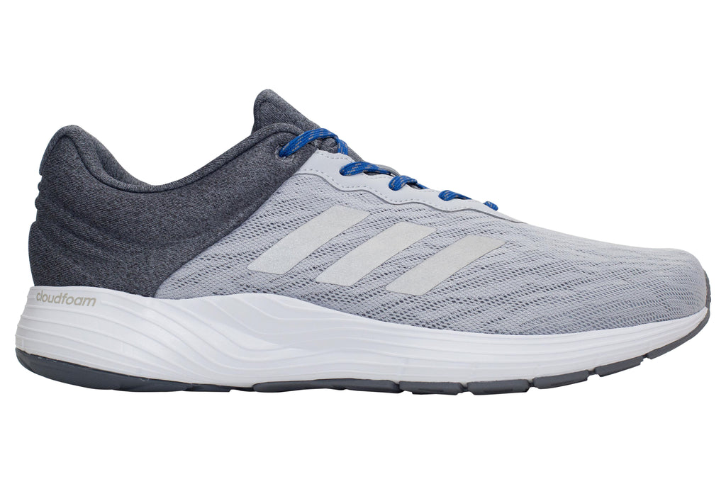 adidas Fluidcloud - Metallic Silver/Grey