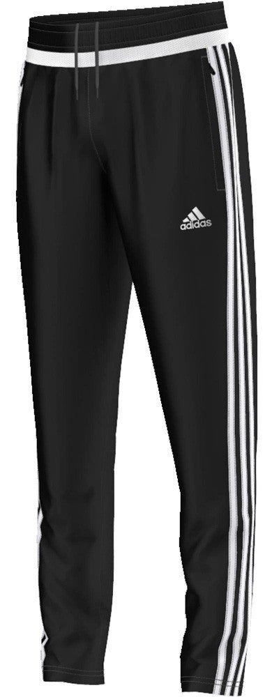 adidas Tiro 15 Training Pant - Black/White