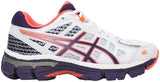 ASICS Gel 750XTR GS - White/Purple Haze/Neon Caution