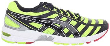 ASICS Gel DS Trainer 18 - Flash Yellow/Black/Red
