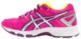 ASICS Gel Galaxy 8 GS - Hot Pink/Silver/Purple