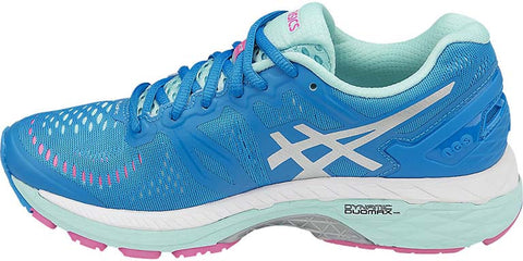 ... ASICS Gel Kayano 23 - Diva Blue/Silver/Aqua Splash ...