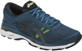 ASICS Gel Kayano 24 - Ink Blue/Black/Safety Yellow