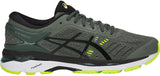 ASICS Gel Kayano 24 - Dark Forest/Black/Safety Yellow
