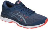 ASICS Gel Kayano 24 (2E) - Smoke Blue/Smoke Blue/Dark Blue